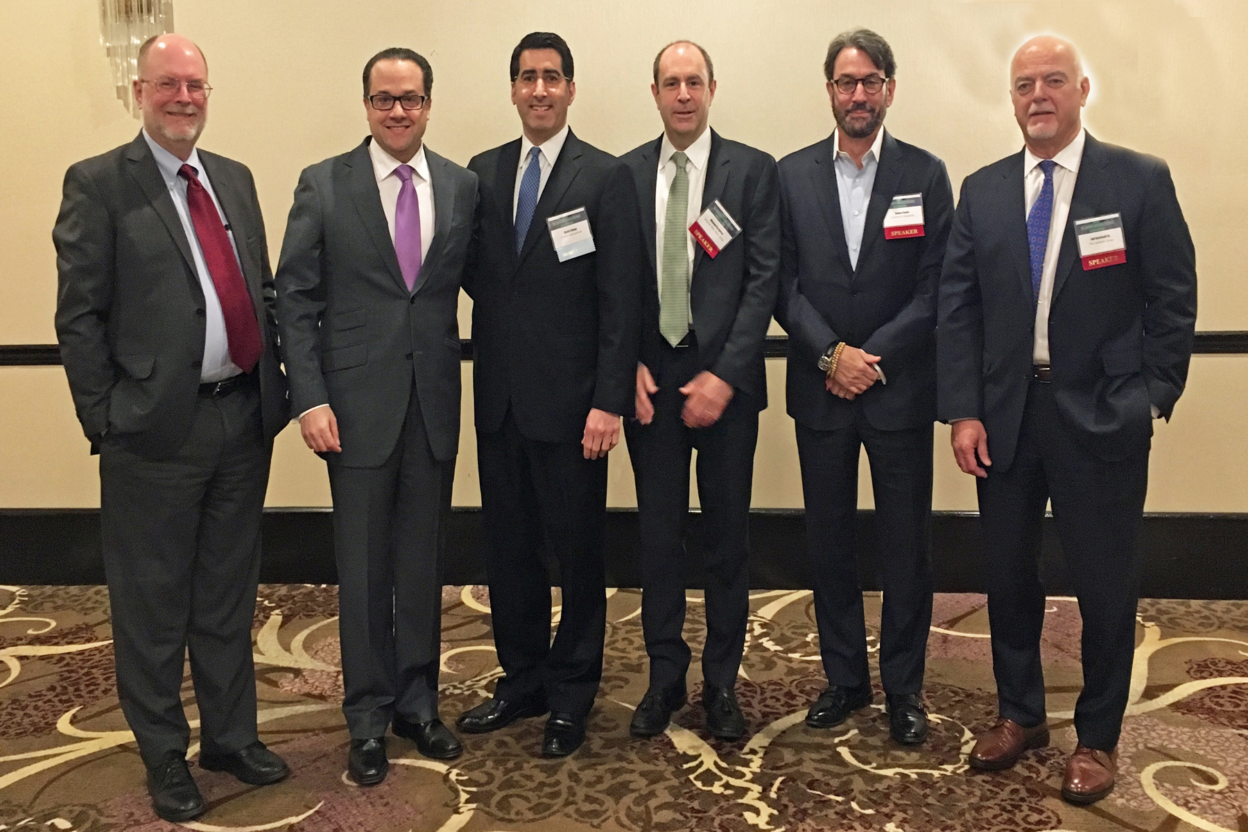 Industry Experts Address Market Trends at New Jersey Office Conference
