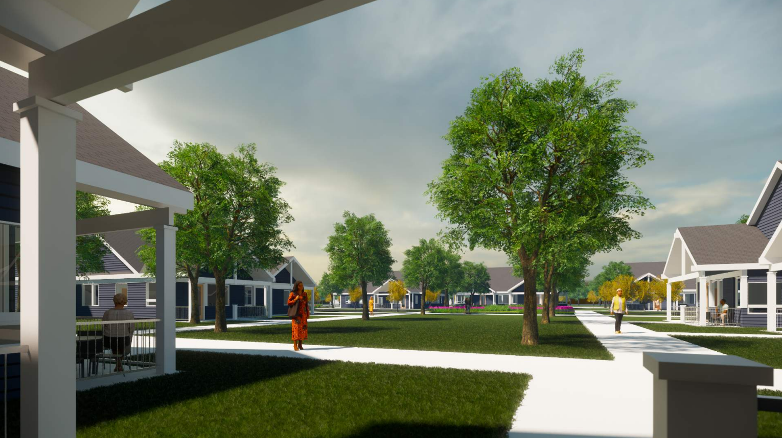 Pittsburgh Housing Authority Commits Gap Financing Funding to Cedarwood Homes Redevelopment Project