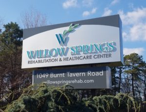 Willow Springs Rehabilitation & Healthcare Center Earns 2021 AHCA/NCAL Bronze National Quality Award