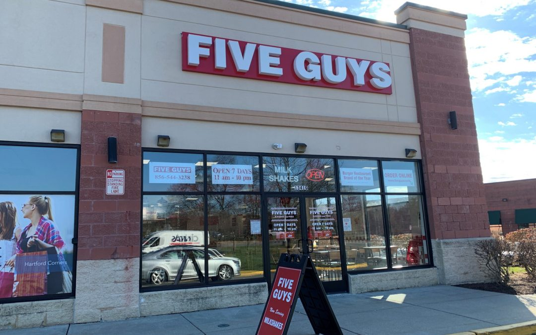 Food for Thought: Dining Tenants Serve as a Retail Leasing Bright Spot