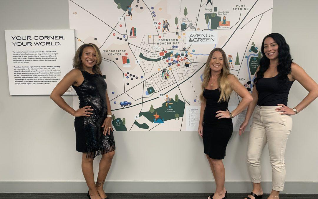 Avenue & GreenGrand OpeningBrings New Luxury Rentals to Woodbridge, N.J.