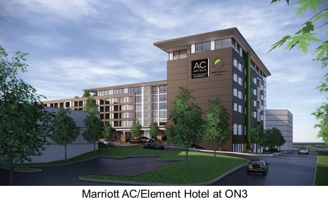 PrismReceives Final Site Plan Approval for Marriott AC/ElementHotel at ON3