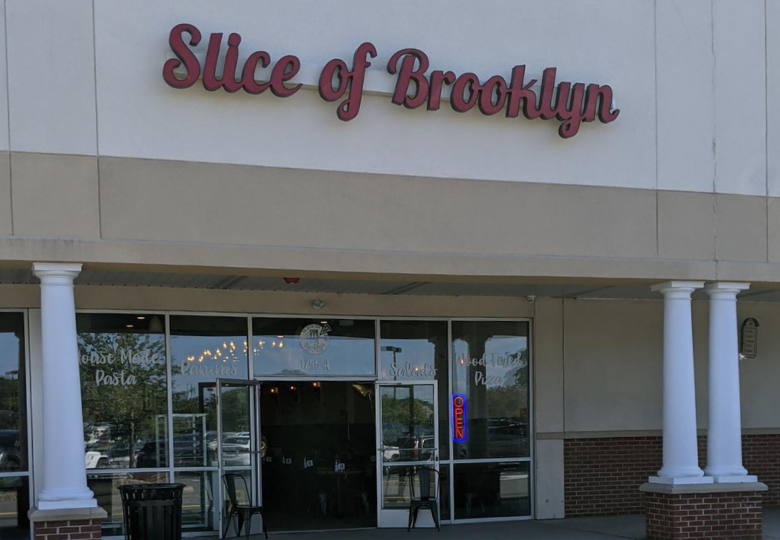 Slice of Brooklyn Now Open at Hamilton Plaza