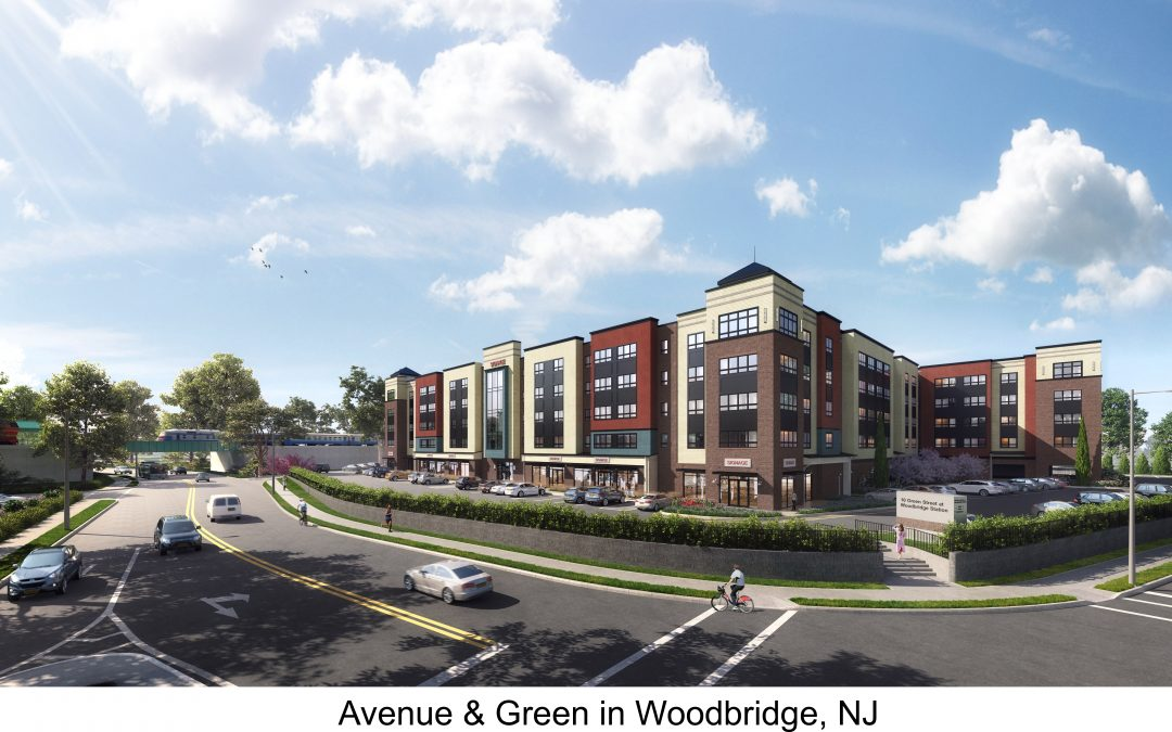 First Retail Lease Inked at Prism Capital Partners' Avenue & Green in Woodbridge, N.J.