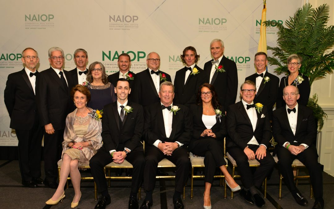 NAIOP NJ's 34th Annual Gala Honors Commercial Real Estate Leaders
