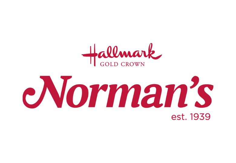 A Warm Welcome to Norman's Hallmark!